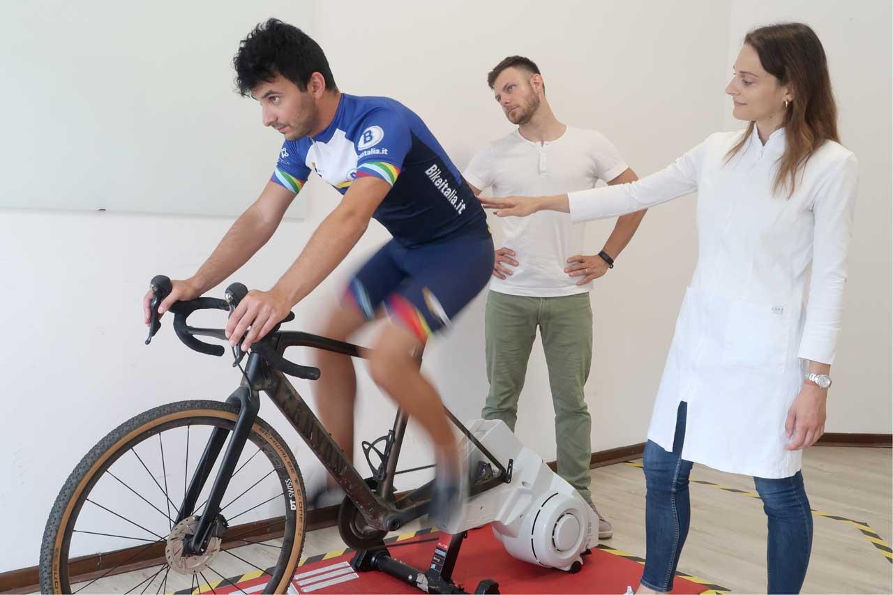 Masterclass in Biomeccanica del Ciclismo
