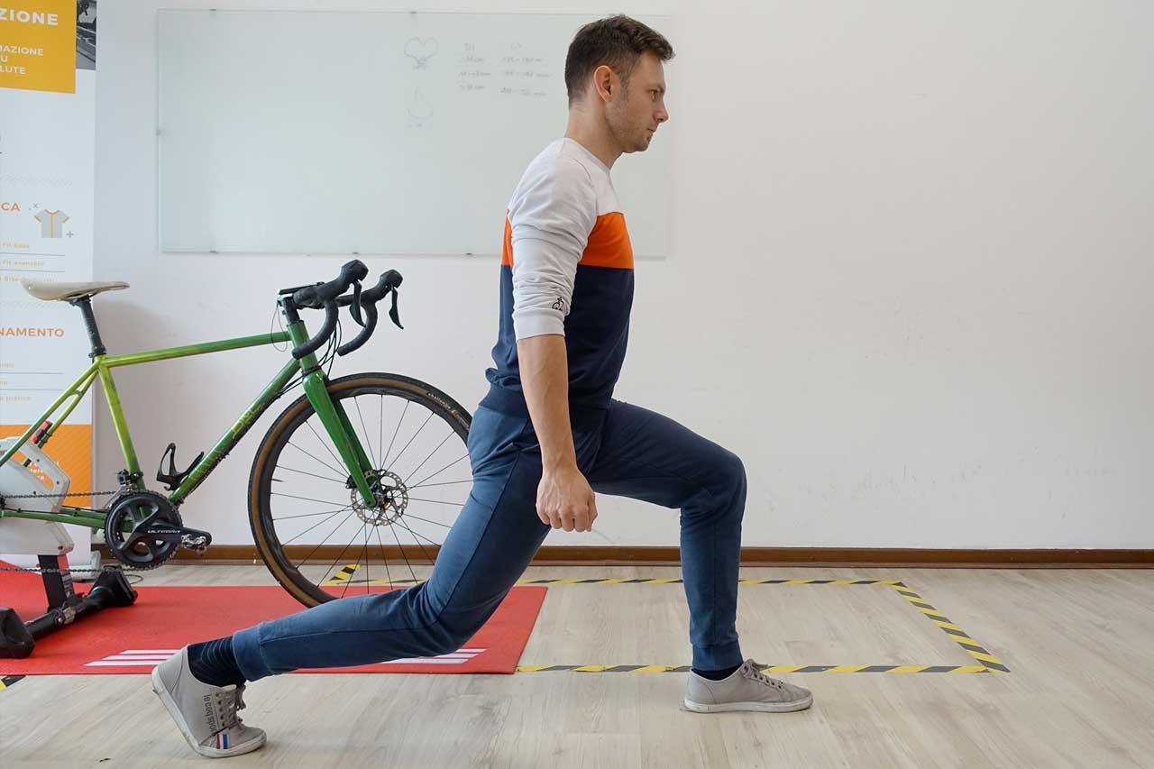 Allenamento della forza nel ciclismo