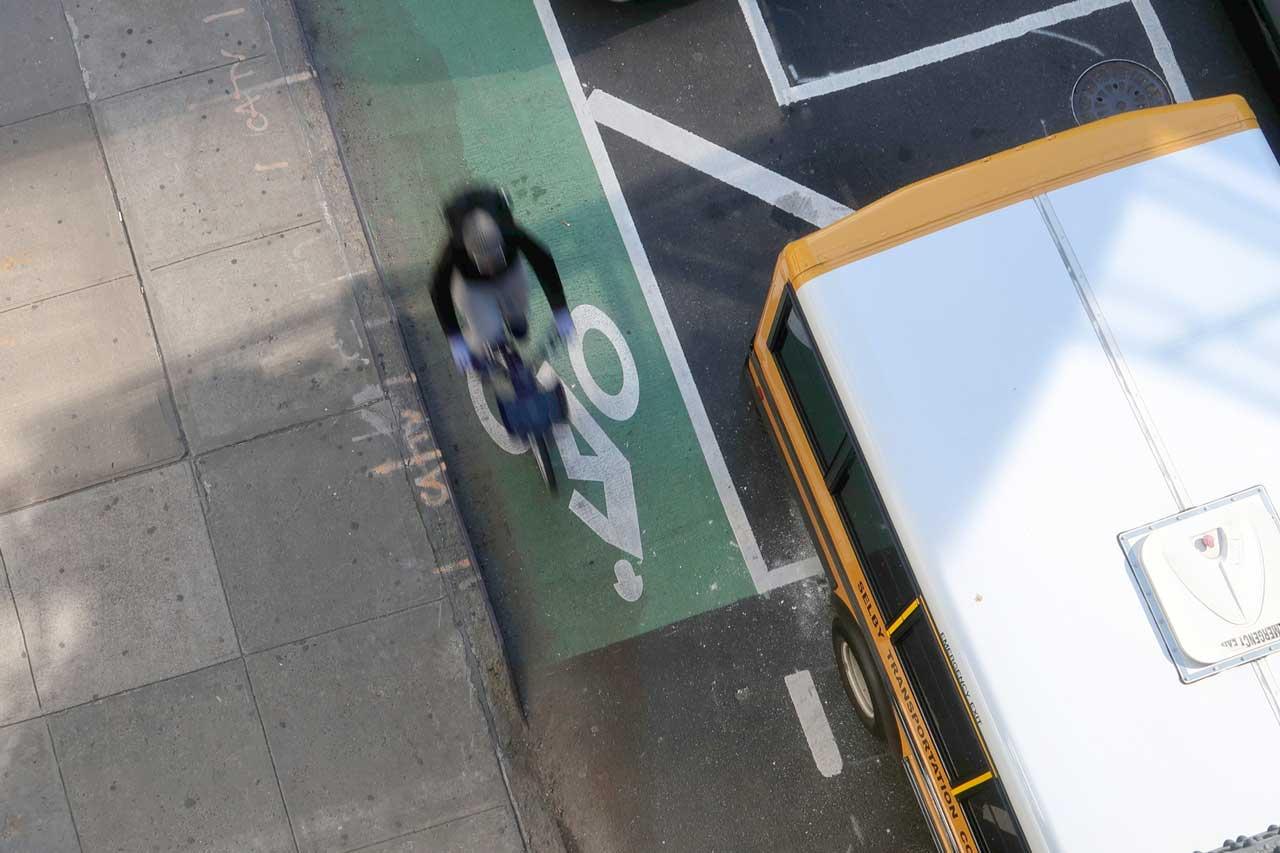 Città delle Biciclette | Modulo 1: Progettare strade e città a misura di persone