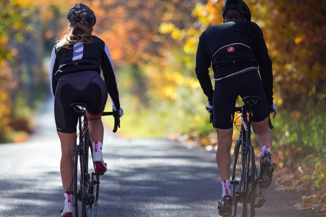 Allenamento ad alta intensità per ciclisti