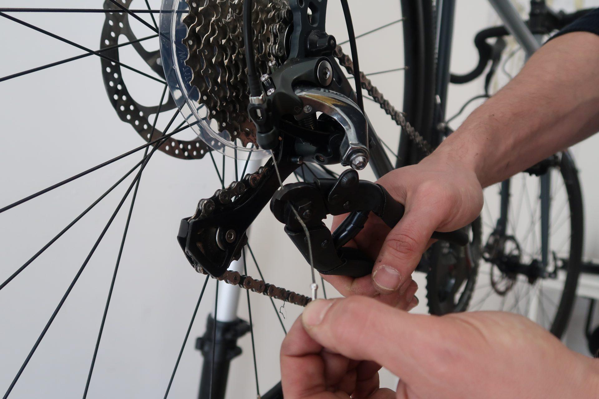 Meccanica per bici da corsa e gravel