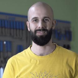 Alberto Carrara relatore bikeitalia corsi di meccanica