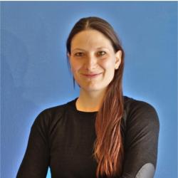 Miranda Valtorta relatrice dei corsi di formazione di Bikeitalia