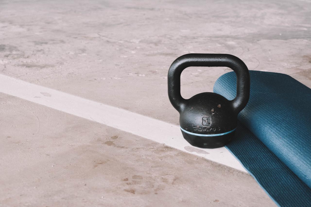 Allenamento con i pesi per ciclisti: kettlebell